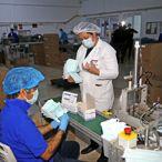İhracatı durduran maske üreticileri iç talebe yetişmeye çalışıyor