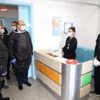 Nizip'te kaymakam ve belediye başkanından sağlık çalışanlarına teşekkür