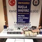 İstanbul'da sahte içki operasyonunda bir şüpheli gözaltına alındı