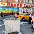 Eyüpsultan Belediye Başkanı Köken, temizlik seferberliğini denetledi