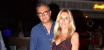 Ünlü iş insanı ve eski Beşiktaş yöneticisi Numan Ceyhan ile eşi koronavirüse yakalandı