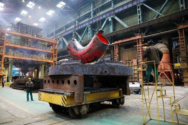 Akkuyu'da reaktör soğutma hattında kullanılacak dirsek boruların üretimi tamamlandı
