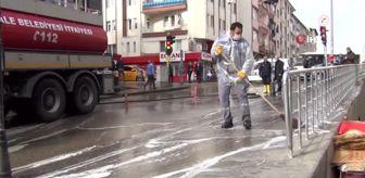 Mehmet Saygılı: Emekliler kenti Kırıkkale 24 saat dezenfekte ediliyor