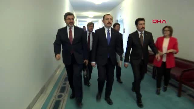 ANKARA AK Parti ve CHP, infaz düzenlemesi için bir araya geldi