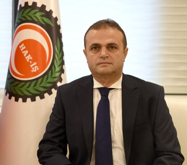 İŞ Genel Başkanvekili Yıldız: