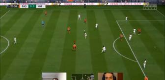 Başakşehir FIFA Karantina Turnuvası'nda Galip