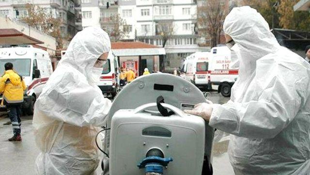 Türkiye, en çok koronavirüs vakasının görüldüğü 15. ülke oldu