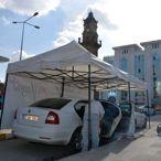 Yozgat Belediyesi özel araçları ücretsiz dezenfekte edecek
