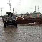 Jandarma ekipleri, belde ve köyleri gezerek