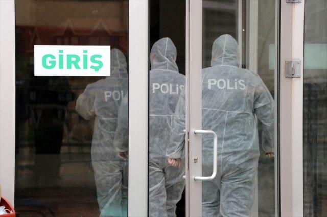 Bolu'da karantina yurdunda kalırken devleti aşağılayanlar gözaltına alındı