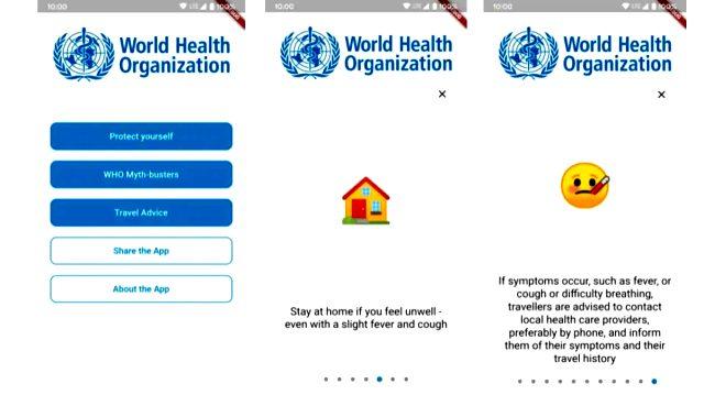 DSÖ Koronavirüs uygulaması nedir? WHO MyHealth uygulaması nedir? Uygulama nereden indirilir? Uygulama nasıl kullanılır? DSÖ'den mobil corona programı!
