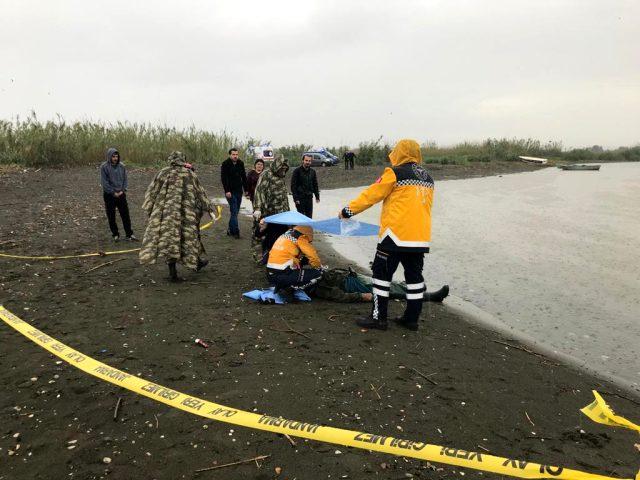Hatay'da balık tutan adam, yıldırım çarpması sonucu öldü
