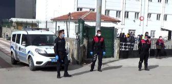 KKTC'den gelen 141 kişi, Karaman'da karantinaya alındı