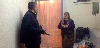 Osman Altun: Mahalle muhtarı yaşlıların hizmetine koşuyor