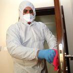 Muş Emniyet Müdürlüğünden koronavirüse karşı sıkı tedbir