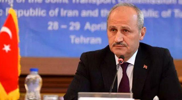 Ulaştırma ve Altyapı Bakanı Cahit Turhan'ın görevden alınmasına CHP'den ilk yorum