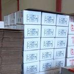 Adana'da 53 bin gümrük kaçağı el dezenfektanı ele geçirildi