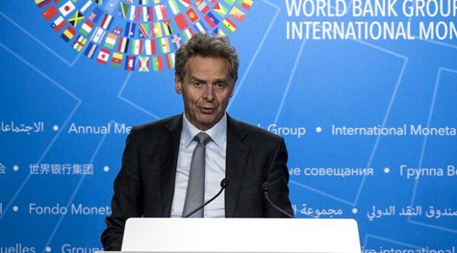 Son Dakika: IMF: Türkiye koronavirüs nedeniyle yardım istemedi