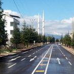 Yalıhüyük'de belediyenin dezenfekte çalışmaları
