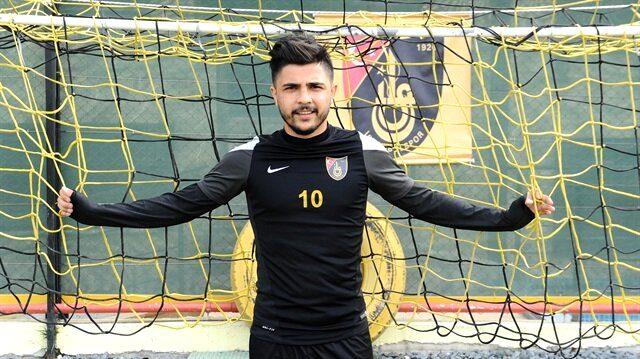 Erzincanspor'da oynayan Muhammed Demirci: Hedefim tekrar Beşiktaş'ta oynamak