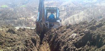 Nuri Özdemir: İmceler Mahallesinin kanalizasyon sıkıntısı çözüldü
