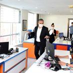 Antalya'da koronavirüs önlemleri