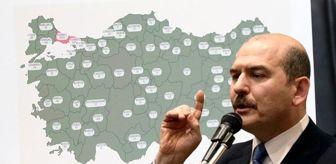 Bakan Soylu, korona sayıları tedirgin edici boyutlara ulaşan İstanbul'la ilgili konuştu: Alternatif tedbirlerimiz hazır