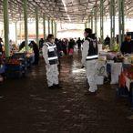 Gaziantep'te koronavirüs tedbirleri