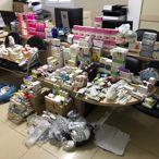 Hatay'da bir evde 250 kutu ilaç ele geçirildi