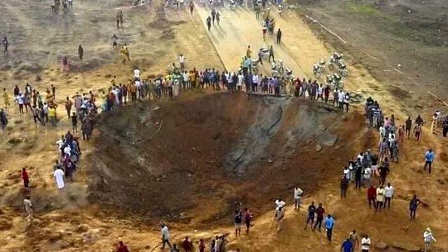 Nijerya'ya meteor mu düştü? Meteor nedir? Nijerya hakkına bilgi