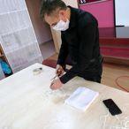Kavak HEM'de maske üretimi başladı