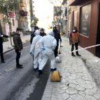 Beyoğlu'nda koronavirüs şüphesiyle kaldırıldığı hastaneden kaçan kişi yakalandı