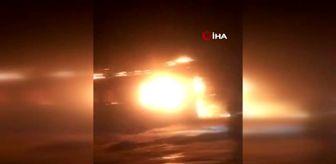 Eski Belediye Başkanı Öz'ün evinde yangın çıktı