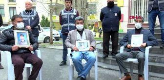 HDP önündeki eylemde 214'üncü gün