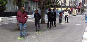 Osman Turgut: Tedbirler işe yardı, PTT önünde yoğunluk azaldı