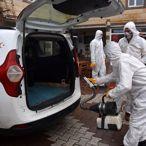 Tomarza Belediyesi koronavirüs tedbirlerini sürdürüyor