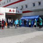 Tosya'da emniyet güçleri ve sağlık çalışanlarına gıda paketi verildi
