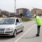 Beyşehir'de polisin uygulamaları arttı