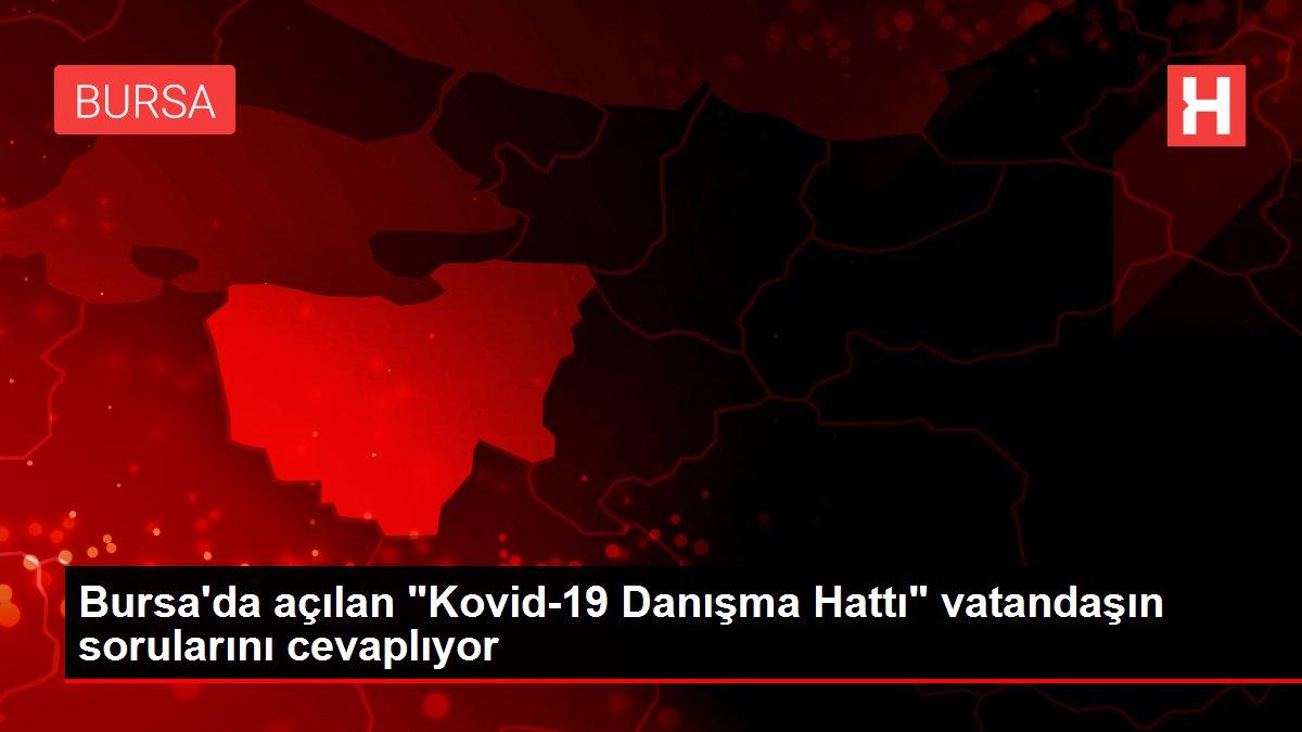 Bursa'da açılan