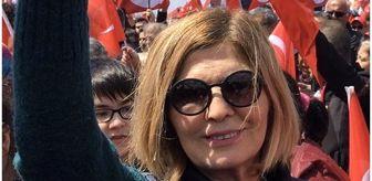 CHP'li Kadıköy Kadın Kolları Başkan Yardımcısı Ayşe Kaya, koronavirüs salgını nedeniyle hayatını kaybetti