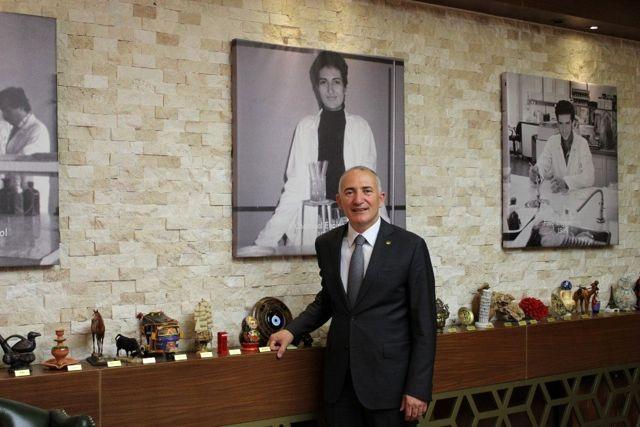 Değirmen ve Sektör Makineleri Üreticileri Derneği Başkanı Demirtaşoğlu: