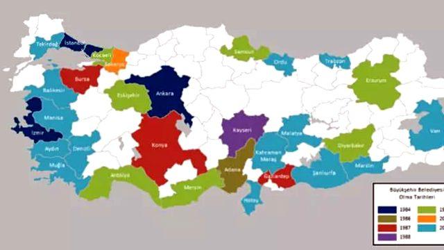 Giriş çıkışın yasak olduğu 31 kente mecburiyetten 5 ilimiz daha dahil oldu