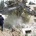 Muğla'da kaçak yapıların yıkımına devam ediliyor