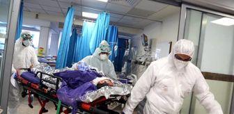 ABD'de koronavirüs nedeniyle bir günde 1344 insan hayatını kaybetti
