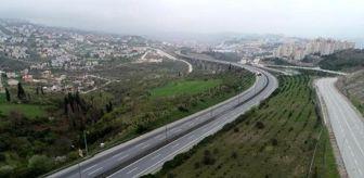 Hereke: TEM yolu Kocaeli geçişi bomboş