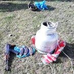 Van'da silah, mühimmat ve el yapımı patlayıcı düzeneği ele geçirildi