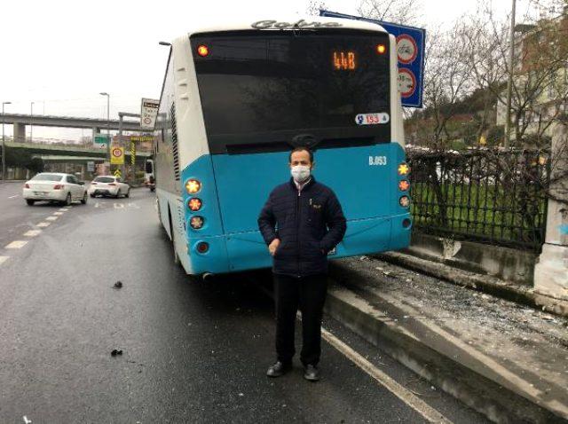Duvara çarparak durabilen otobüsün şoförü: Kaza yaptığımın farkına varamadım