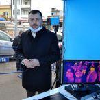 Ezine Belediyesi 10 bin maske ve eldiven dağıttı