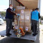 Muğla ve ilçelerinde vatandaşlara gıda ve hijyen paketi dağıtılıyor