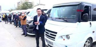 İzmirli servisçilerden belediye kararına tepki